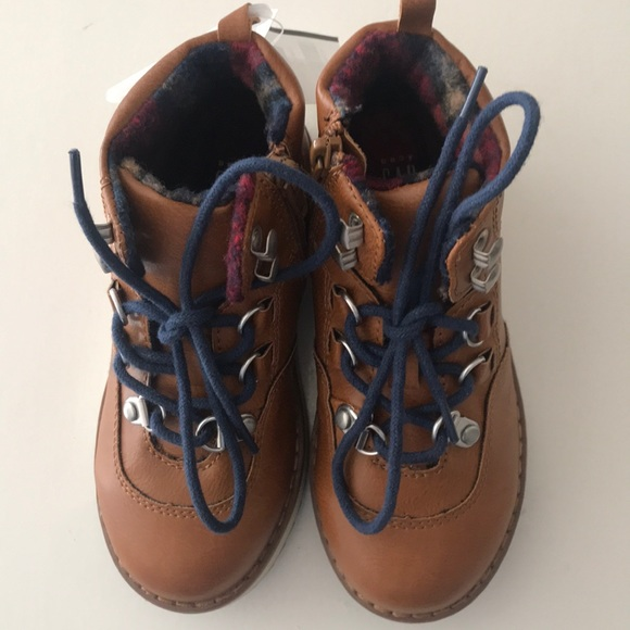 GAP Other - NWT GAP Boy's Brown Boots Size 11